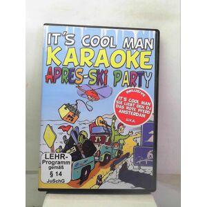It\s Cool Man - Karaoke Apres-Ski Party - DVD   [Fine] [Hardcover]