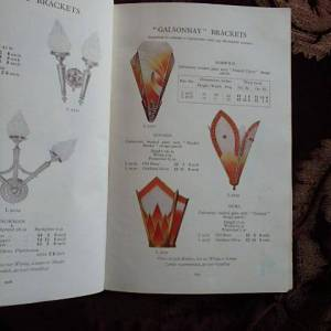 Electric Light Fittings Catalogue   [Good] [Hardcover]