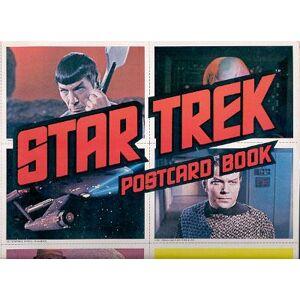 Star Trek Postcard Book [Star Trek] [Near Fine] [Softcover]