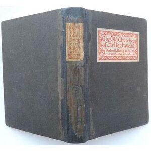 The Old Churches of Arllechwedd NORTH Herbert L(uck) 1871-1941 [Good] [Hardcover]