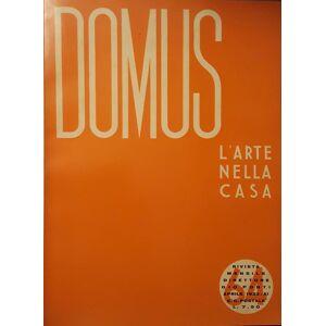 DOMUS. L'arte nella casa. Direttore Architetto Gio Ponti. Annata 1933. DOMUS - GIO PONTI [Very Good] [Hardcover]