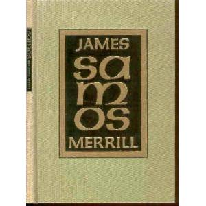 Samos. MERRILL, James [Fine] [Hardcover]