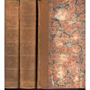 Rural Sports by The Rev. Wm. B. Daniel [1807; in Three Volumes]. Daniel, Rev. William B. [Good] [Hardcover]