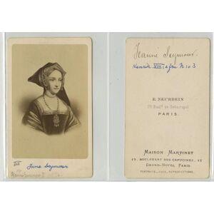 E. Neurdein, Jeanne Seymour d'après un dessin Photographie originale / Original photograph [ ]