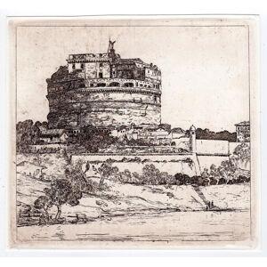 Bosch Etienne BOSCH Castel Sant'Angelo, Rome   [Good]