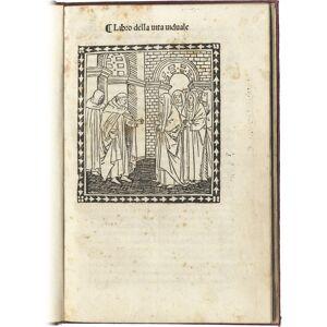 Libro della Vita Viduale. SAVONAROLA, Gerolamo. [ ] [Hardcover]