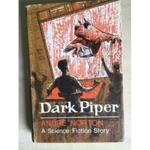 Symantec Dark Piper Norton, Andre. [Very Good] [Hardcover]