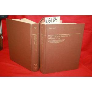The U. S. Air Service in World War I Volumes 1 & 2 Maurer, Maurer [As New] [Hardcover]