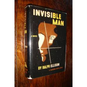 INVISIBLE MAN Ellison, Ralph [Very Good] [Hardcover]