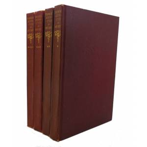 FAMOUS AFFINITIES OF HISTORY VOLS. 1-4 Lyndon Orr [ ] [Hardcover]