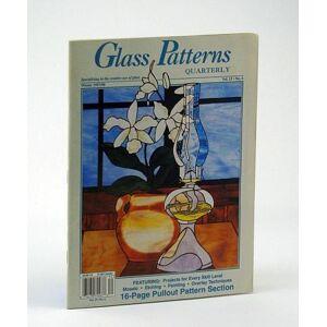 Glass Patterns Quarterly, Winter 1997/1998 Waterbury, M.; Blagg, K.; Holmes, P.; Burnett, D.; Lee, J.; Johnson, D.; Worden, H.; Eckes, J.; al, Et [Go