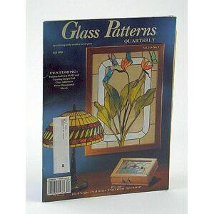 Glass Patterns Quarterly, Fall 1998 Waterbury, M.; Volkmann, E & V.; Eaton, C.; Gibbs, L.; Perkins, G. [Good] [Softcover]
