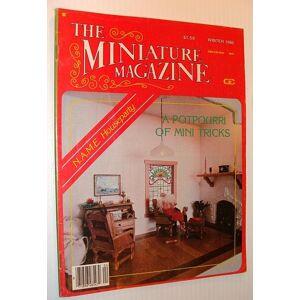 The Miniature Magazine, Winter 1980 - A Potpourri of Mini Tricks Contributors, Multiple [Good] [Softcover]