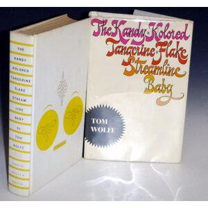 The Kandy Kolored Tangerine Flake Streamline Baby Wolfe, Tom [ ]