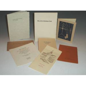 Christmas Keepsakes (broadsides) Hines, Lawrence [ ]
