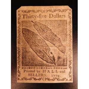 United Thirty-five Dollars United States [Near Fine]