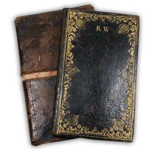 Gebetbuch. - Deutsche Papierhandschrift des 18. Jahrhunderts.   [ ]
