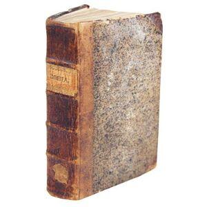 Sammelband von 5 Werken (18 Jhd.):1) (Johann Gottfried Jugel) Sehr geheim gehaltene, und nunmehro frey entdeckte experimentirte Kunst-Stücke, die sch