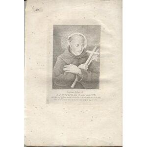 VITA DI SAN PACIFICO DI SAN SEVERINO. Sacerdote professo de' PP. MM. Osservanti Riformati di S. Francesco. Scritta per la solennità della di lui cano
