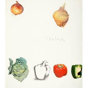 (Untitled) Vegetables DINE, Jim [ ] [Hardcover]