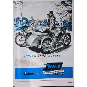 Motos de légende. L'histoire illustrée de BSA . Roy Bacon [Fine] [Hardcover]