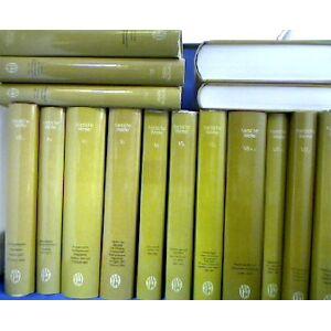Nietzsche, Werke. Begründet von G. Colli und M. Montinari. Weitergeführt von W. Müller-Lauter und Karl Pestalozzi. 18 Bände = Alle Hauptschriften und