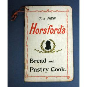 The NEW HORSFORD'S BREAD And PASTRY COOK Simpson, Miss A. M. - Compiler [ ] [Softcover]