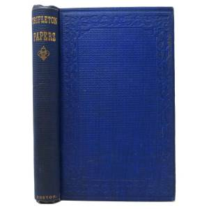 TRIFLETON PAPERS. By Trifle and the Editor [Tilton, Warren & Crafts, W. A., Jr] [ ] [Hardcover]