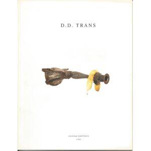 D.D. TRANS (Signed) D.D. Trans, Tuytschaever, Frank / Lambrecht, Luk [Fine] [Softcover]