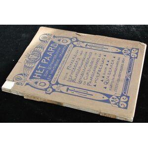 Antique Book-HET PAARD-HORSE BREEDING-Quadekker-[1920]   [ ] [Softcover]