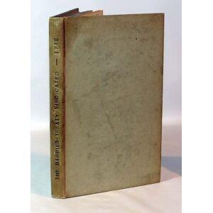 The Barrier-Treaty Vindicated [Poyntz, Stephen] [ ] [Hardcover]