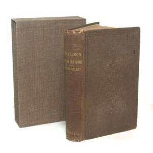 Walden; Or, Life In The Woods Henry D. Thoreau [ ] [Hardcover]
