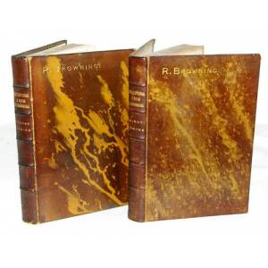 Selections From The Poetical Works of Robert Browning Robert Browning [ ] [Hardcover]