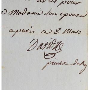 Jacques-Louis David peint Madame de Sorcy-Thélusson David Jacques Louis 1748 1825 [ ]