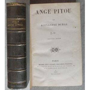 Ange Pitou DUMAS Alexandre [Near Fine] [Hardcover]