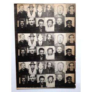 Actions / Agit-Pop / De-Collage / Happening / Events / Antiart / L'Autrisme / Art Total / Refluxus - Festival der Neuen Kunst - 20. Juli 1964 - TH Aa