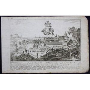 - Loreto veduta stampa acquaforte engraving Eder Sommer Kupferstich   [ ]