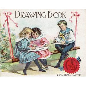 DRAWING BOOK Anonymous [Fine] [Softcover]