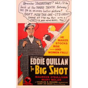BIG SHOT, THE (1931)   [Very Good]