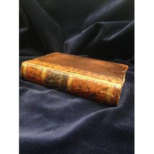 Livre De Mormon Book of Mormon in French 1st Edition 1st State   [Very Good] [Hardcover]