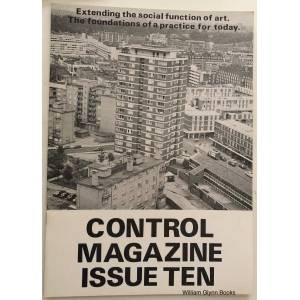 Control Magazine Issue Ten Willats, Steve (ed.) [Very Good] [Softcover]