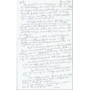 Press Release for Air America, The Story of the CIA's Secret Airline. With hand-written letter Lee Milazzo to Herb Yellin on verso, involving the lit