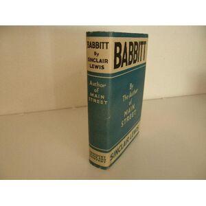 Babbitt Lewis, Sinclair [Fine] [Hardcover]