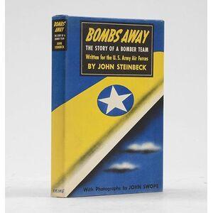 Bombs Away Steinbeck , John [Fine] [Hardcover]