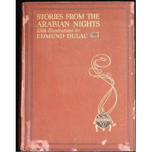 Stories From The Arabian Nights Housman Laurence [Very Good] [Hardcover]