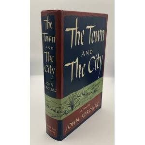 The Town and the City Kerouac, Jack [Fine] [Hardcover]