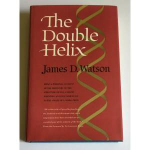 Helix The Double Helix Watson, James D. [Fine] [Hardcover]