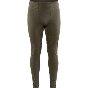 Craft Sportswear Men's Core Warm Baselayer Set - Medium - Dark Olive