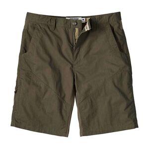 Mountain Khakis Men's Original Trail 10 Inch Short - 34 - Terra