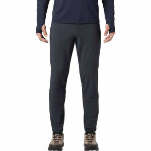 Mountain Hardwear Men's Chockstone Pull On Pant - Medium Short - Dark Storm